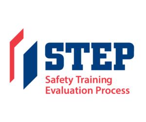 STEP Safety Training Evaluation Process Logo