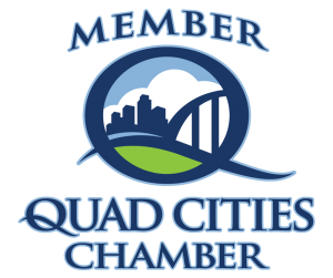 The Quad Cities Chamber member logo