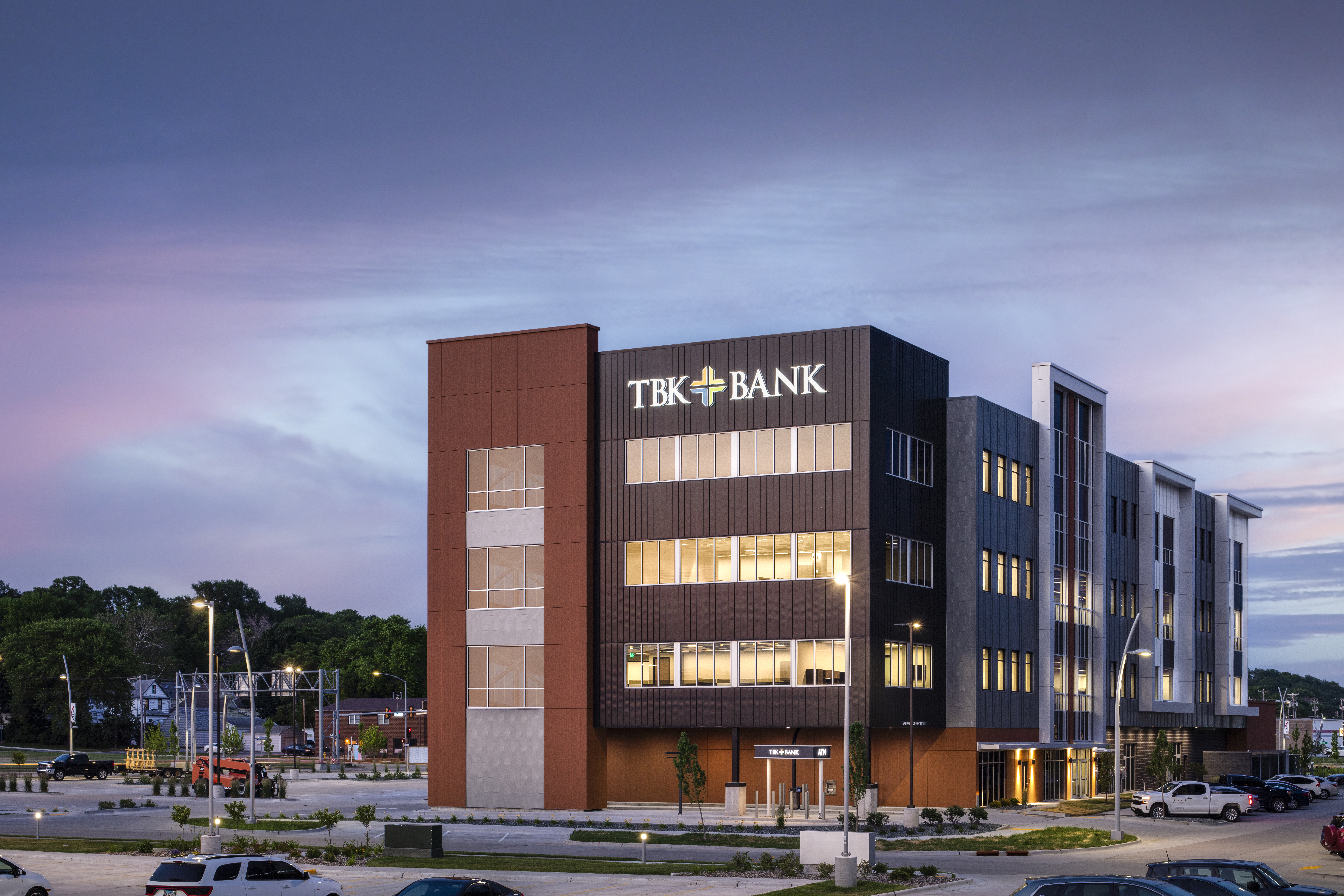 TBK Bank – Midwest Headquarters